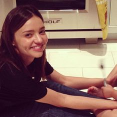 From Channing Tatum to Miranda Kerr: Celebrities celebrate US Mother's Day