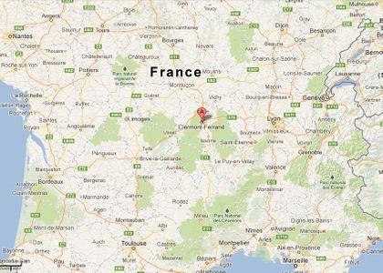 Disparition à Clermont-Ferrand