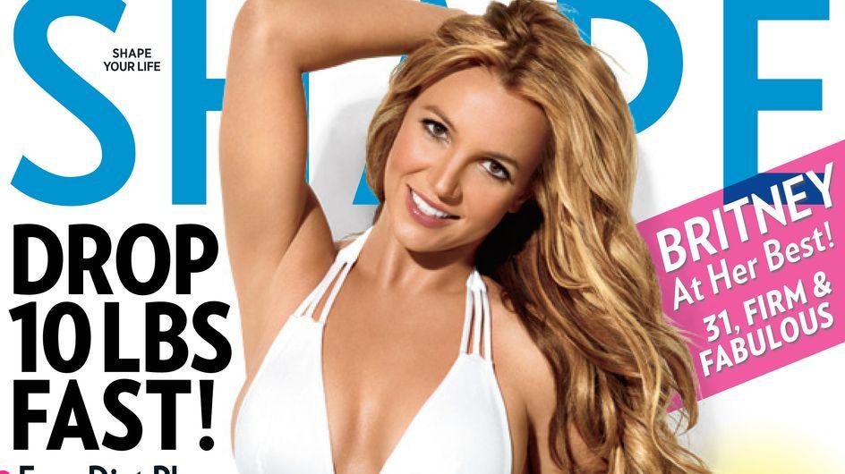 Britney Spears : Sexy dans son bikini blanc (photo)