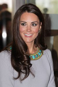 Kate Middleton named Britain's ultimate hair icon
