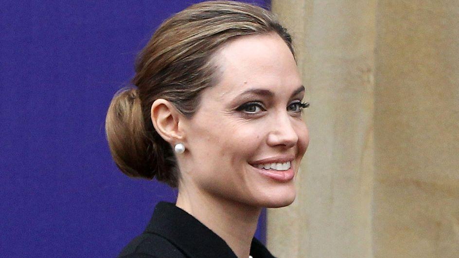 Angelina Jolie : Elle révèle avoir subi une double mastectomie
