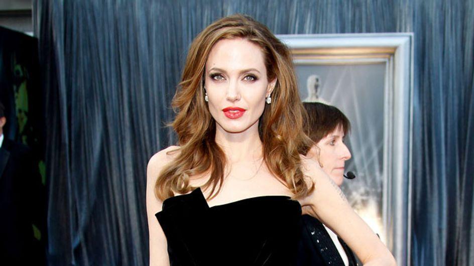 "Angelina Jolie reveals she had double mastectomy and credits ""supportive"" husband Brad Pitt"