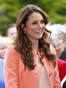 Kate Middleton cheveux de stars
