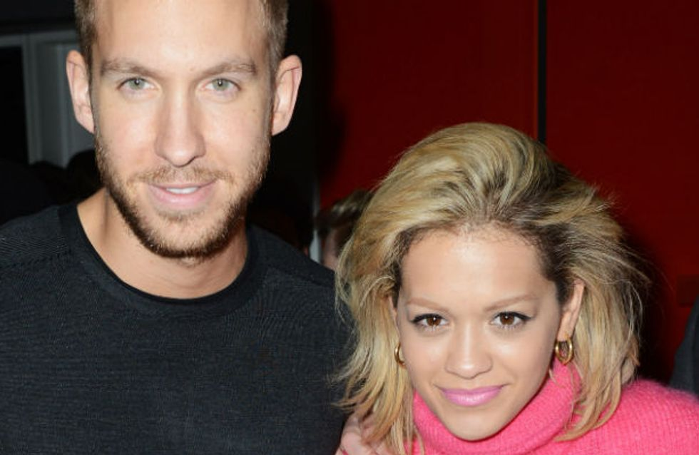 Rita Ora and Calvin Harris dating: Pair confirm relationship with London date