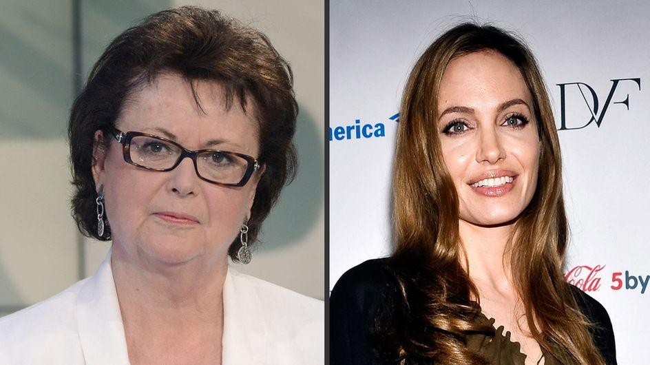 Christine Boutin : Sa mauvaise blague au sujet de la mastéctomie d'Angelina Jolie
