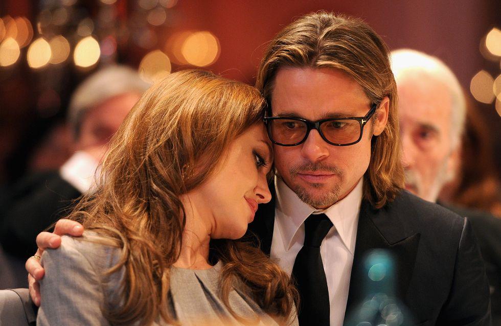 Brad Pitt se confie sur la mastectomie d'Angelina Jolie