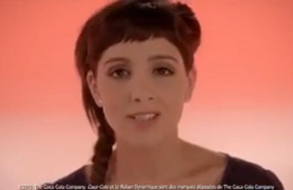 Top Chef : Découvrez la pub de Naoëlle d'Hainaut pour Coca Cola (vidéo)
