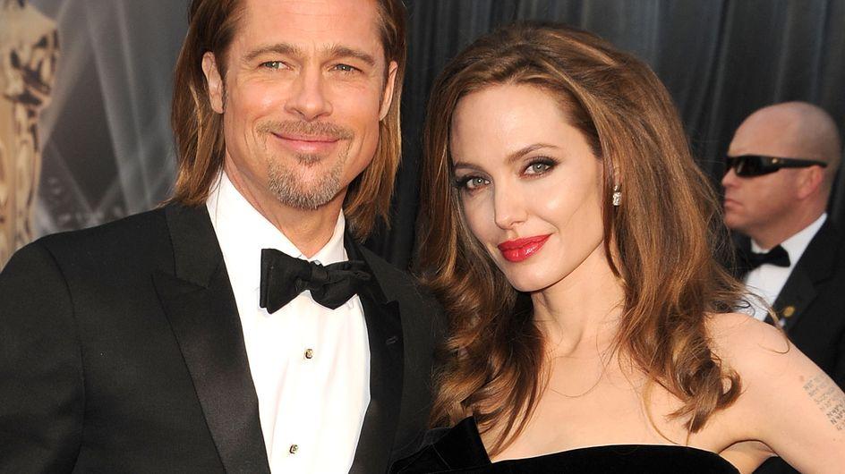 Mastectomie d'Angelina Jolie : La mère de Brad Pitt très fière de son choix