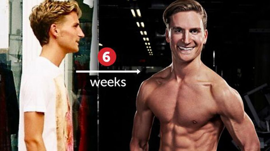 Made In Chelsea's Oliver Proudlock shock pictures: Star undergoes muscle makeover
