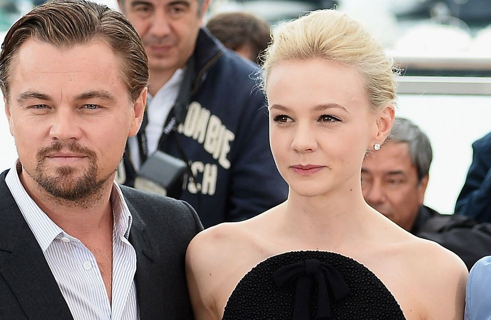 Carey Mulligan : Élégante au bras de Leonardo DiCaprio à Cannes (Photo)