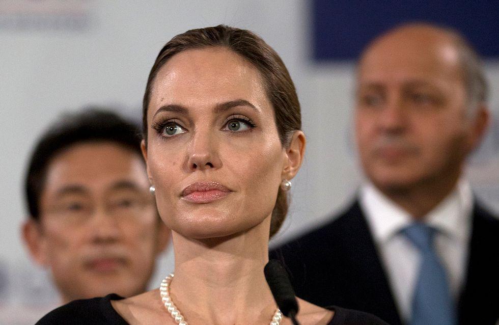 Angelina Jolie : Elle va se faire retirer les ovaires