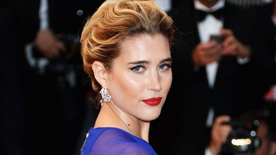 Festival de Cannes 2013 : Vahina Giocante sans culotte sur le tapis rouge (Photos)
