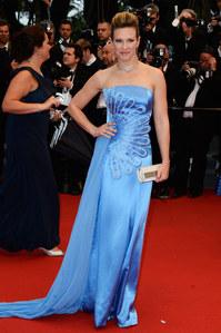 Lorie au Festival de Cannes 2013