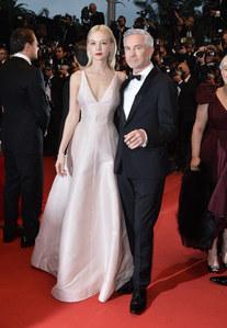 Carey Mulligan aux côtés de Baz Lerhmann au Festival de Cannes 2013