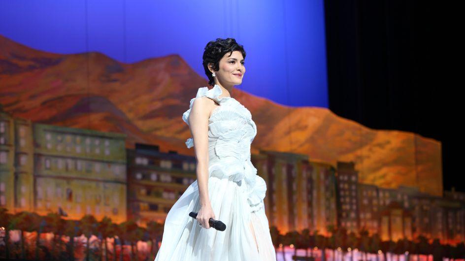 Festival de Cannes 2013 : Audrey Tautou lumineuse (photos)