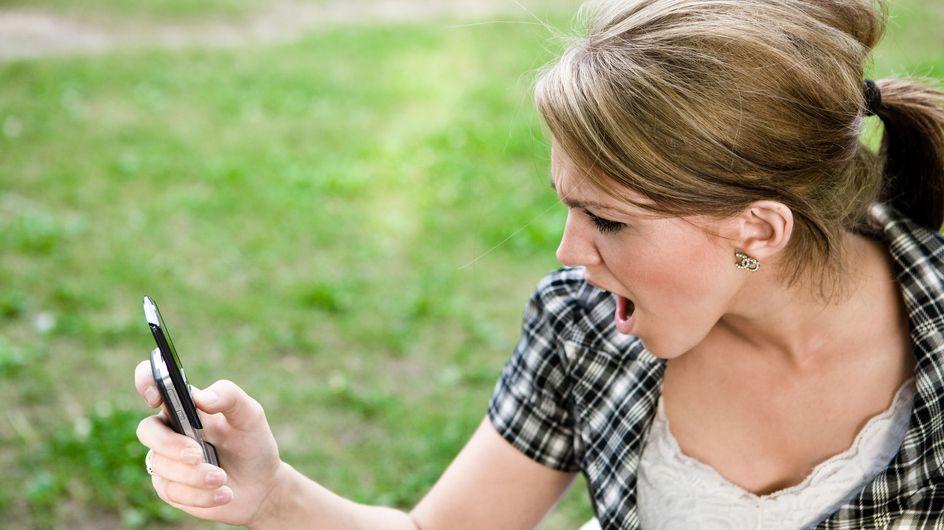 1 femme sur 3 a déjà été quittée par SMS (Exclu)