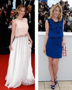 Festival de Cannes 2013 : Ludivine Sagnier rayonne de jour comme de nuit