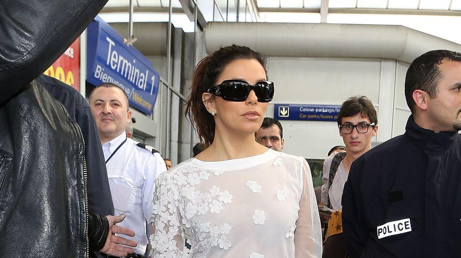Festival de Cannes 2013 : Eva Longoria et son look vraiment pas top