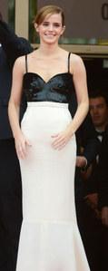 Emma Watson en Chanel Couture