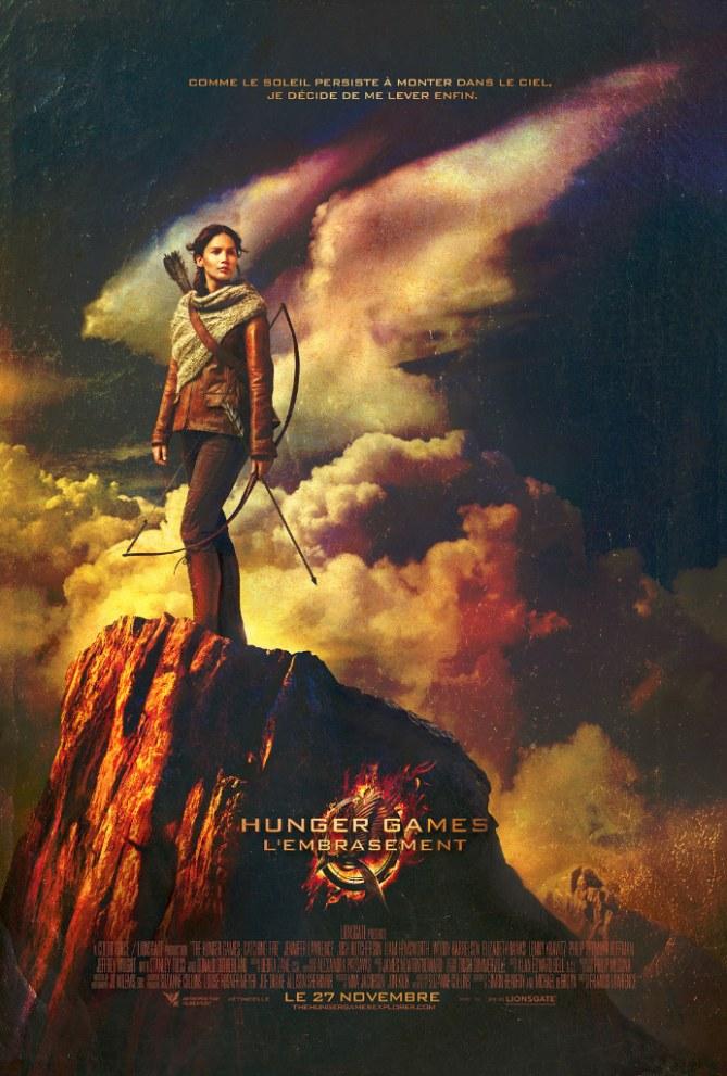 La nouvelle affiche de Hunger Games 2