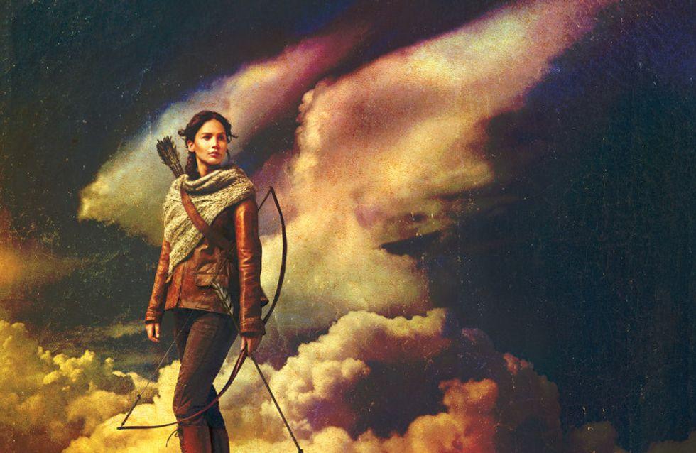 Hunger Games 2 : Une nouvelle affiche très artistique (photo)