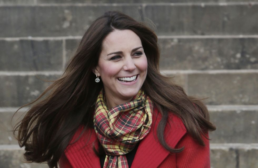 Kate Middleton enceinte : Virée shopping déco à Londres