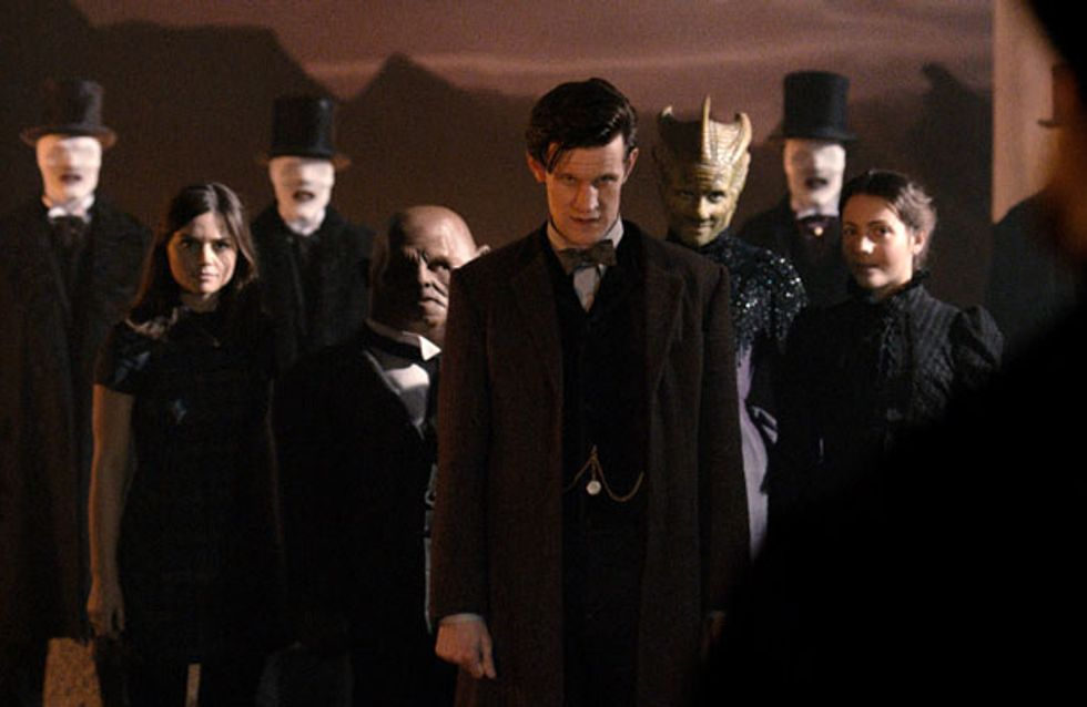 Doctor Who series 7 finale spoiler: The Name Of The Doctor