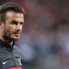 David Beckham retirement: Becks admits he's hurt his football career is overshadowed