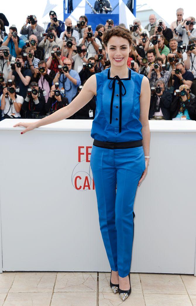 Festival de Cannes 2013 : Le look chic de Bérénice Béjo