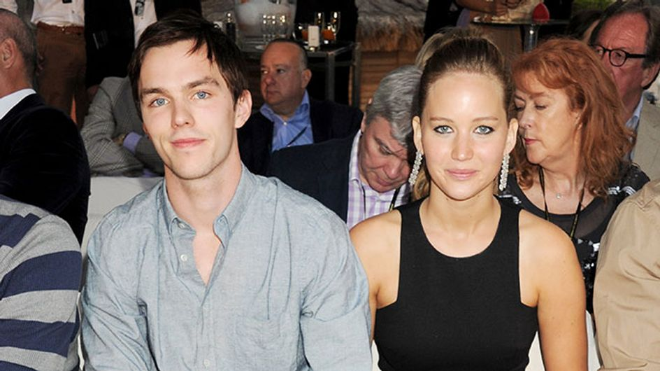Nicholas Hoult snubs Jennifer Lawrence for Elvis' granddaughter Riley Keough?