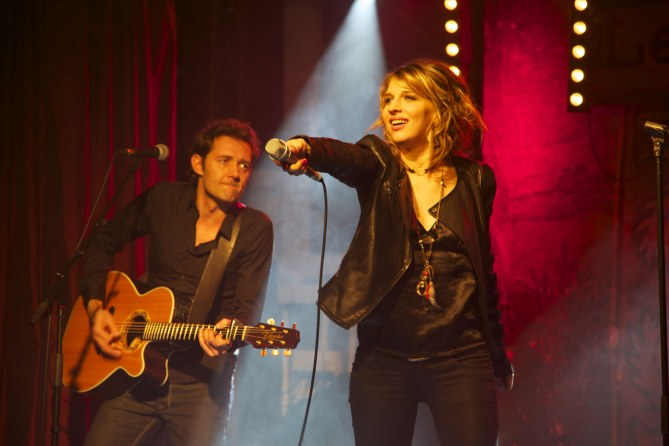 Amandine Bourgeois concert Eurovision