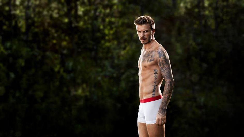 David Beckham : Rencontrez-le et faites-vous dédicacer un slip !