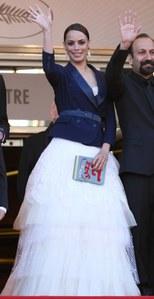 Bérénice Bejo en Alexis Mabille