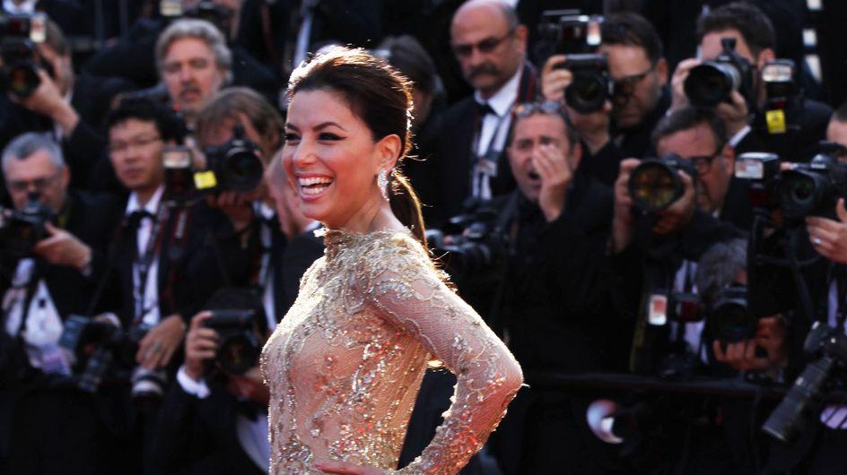 Festival de Cannes 2013 : Eva Longoria joue les sirènes (photos)