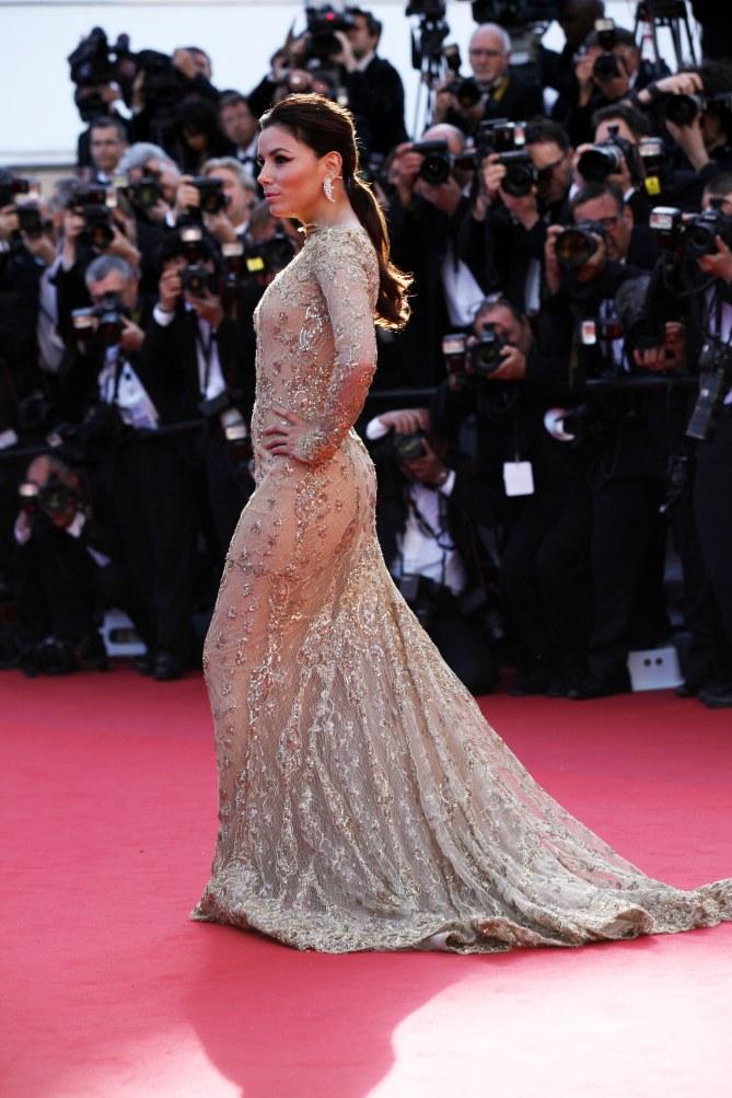 Eva Longoria robe Cannes 2013