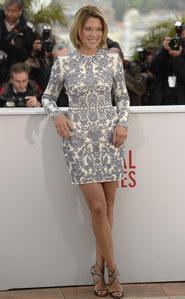 Léa Seydoux Grand Central Cannes 2013