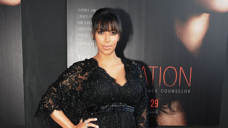 Kim Kardashian : En tournée avec bébé