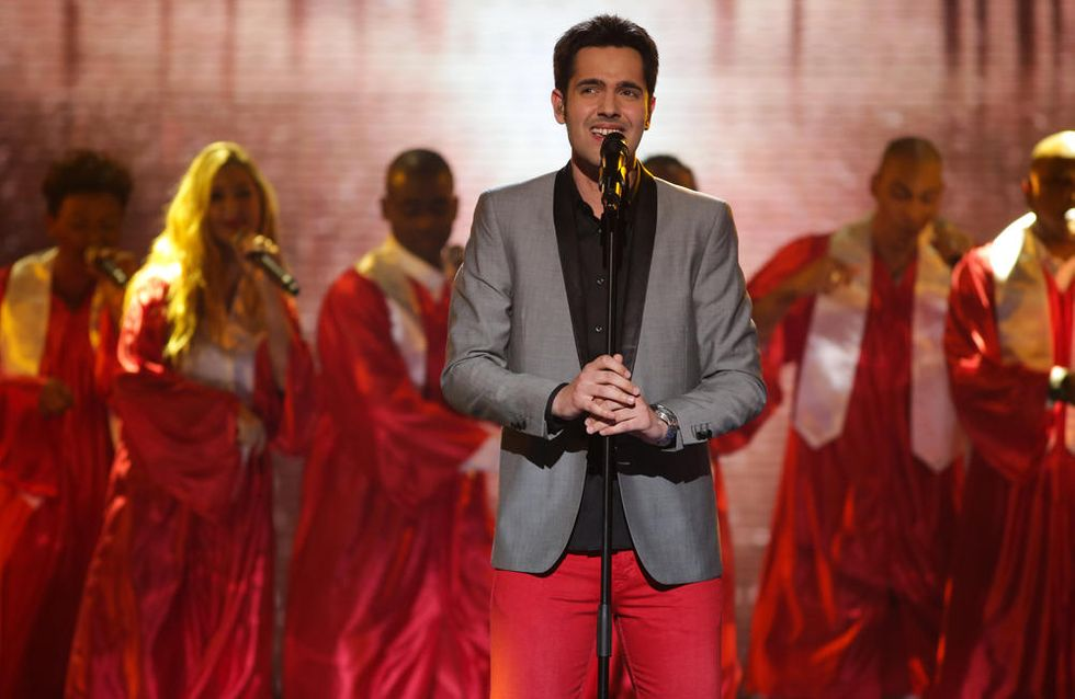 The Voice : Yoann Fréget remporte la finale