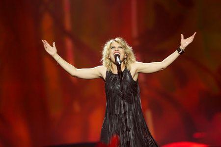 Amandine Bourgeois pour l'Eurovision 2013