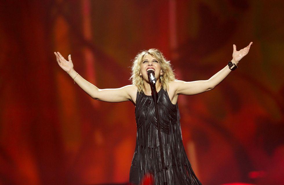 Eurovision 2013 : Amandine Bourgeois n'a pas fait le poids