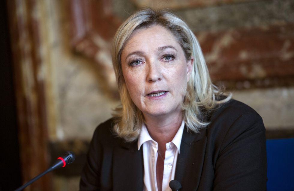 Marine Le Pen : Victime d'un grave accident de la colonne vertébrale