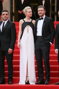 Carey Mulligan et Justin Timberlake au Festival de Cannes 2013