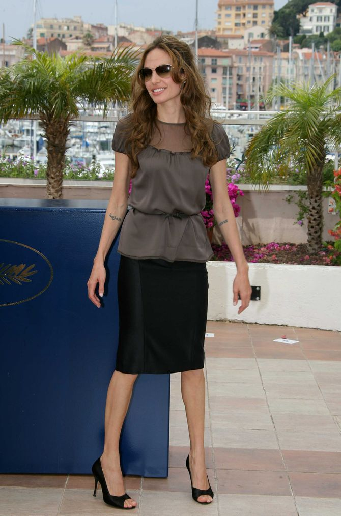 Angelina Jolie incarnera Marcheline Bertrand sur le grand écran