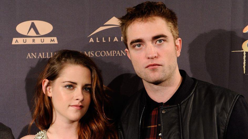 Kristen Stewart a du mal à encaisser la rupture avec Robert Pattinson
