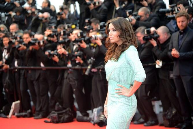 Eva Longoria Cannes 2013