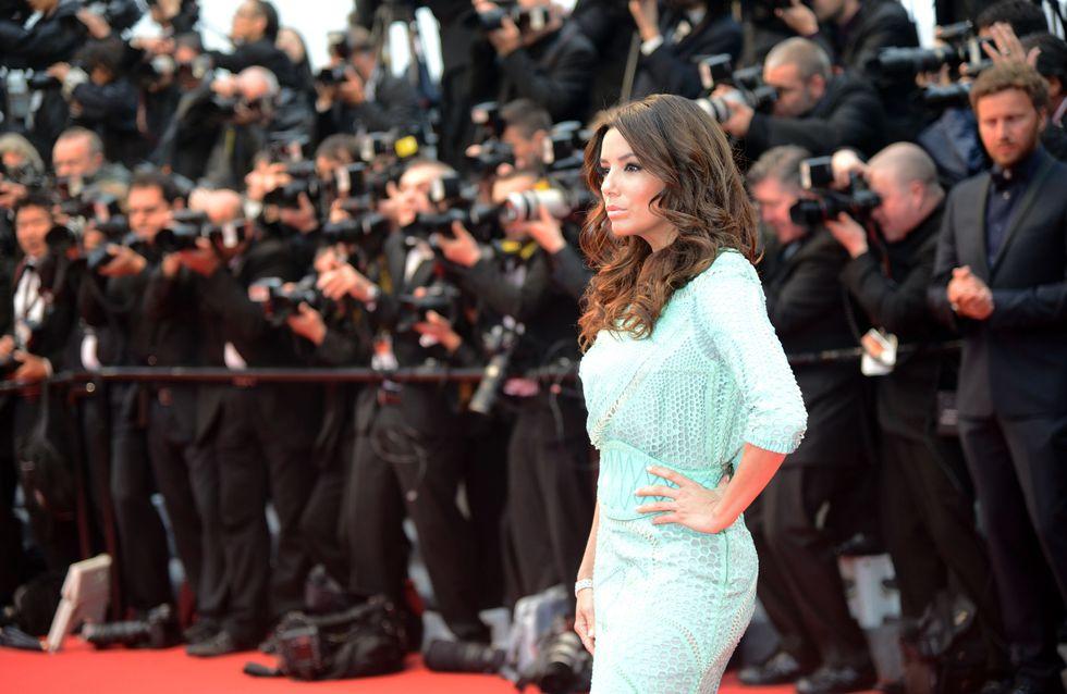 Festival de Cannes 2013 : Eva Longoria sans culotte sur le tapis rouge !