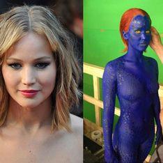 Jennifer Lawrence dans X-Men : Premières photos du tournage