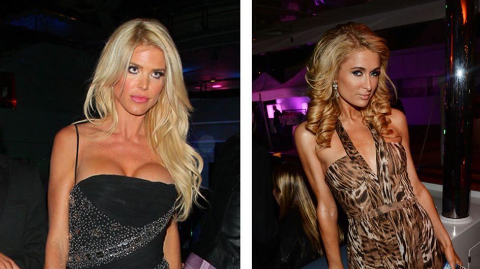 Festival de Cannes 2013 : Paris Hilton et Victoria Silvstedt, les blondes illuminent la croisette