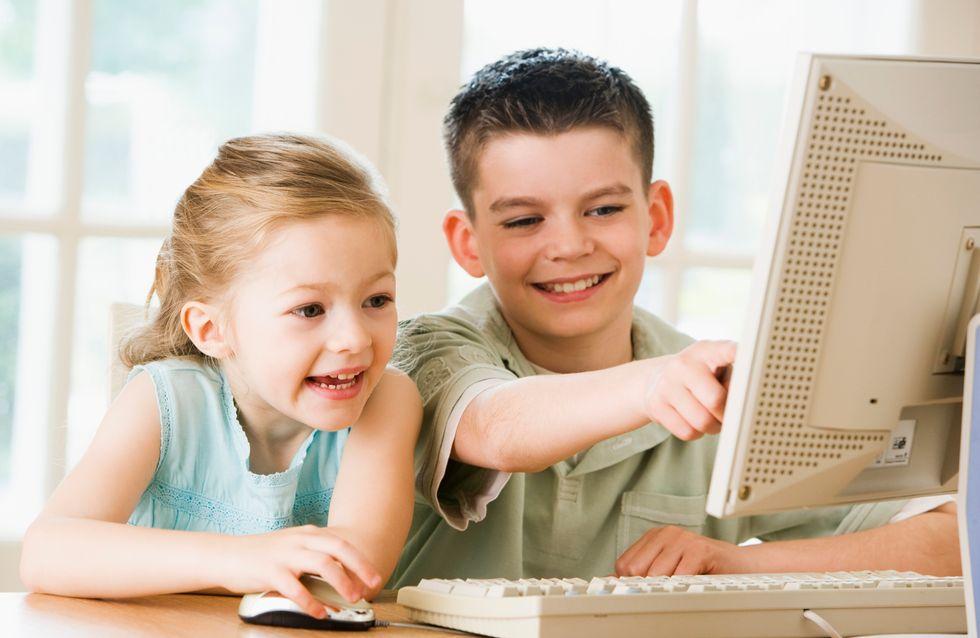 Ordinateur : 8 enfants sur 10 connaissent le mot de passe de leurs parents !