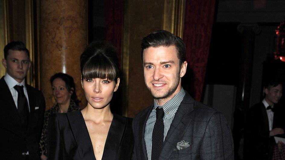 Festival de Cannes 2013 : Justin Timberlake et Jessica Biel, les amoureux discrets